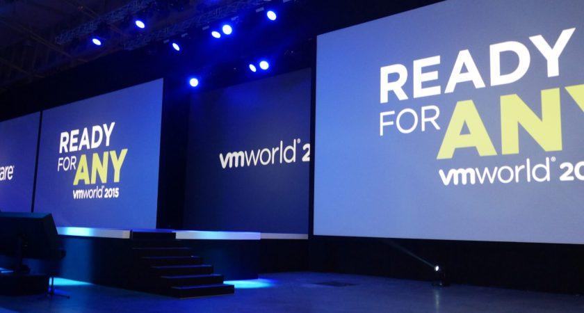 VMware 2015 höll sin Europa konferens i Barcelona – Molnet var i fokus