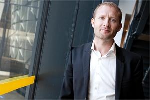 Per Gustafsson, Sverigechef på VMware