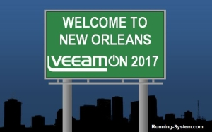 VeeamON 2017 is your opportunity to experience! 1