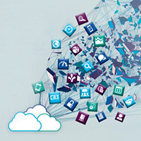 Accenture lanserar moln med sikte på affären