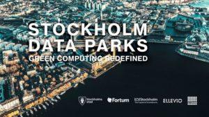 Stockholm nytt centrum för nästa generations hållbara datahallar 1