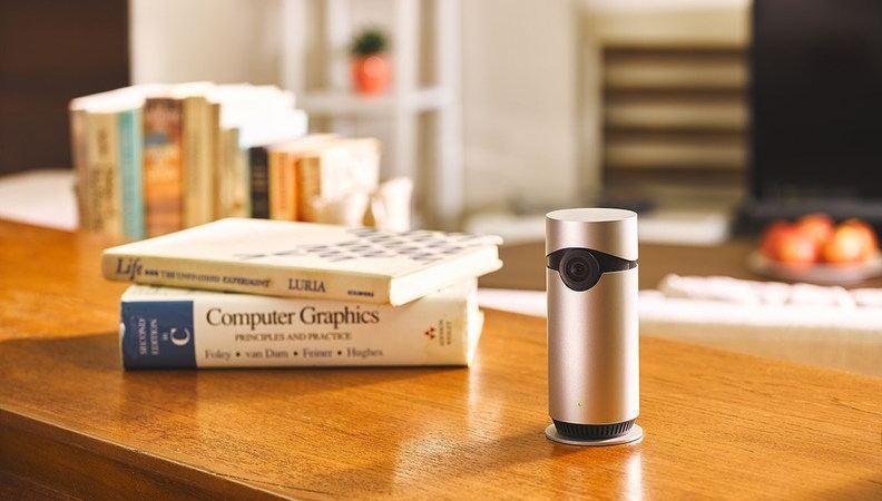 D-Link börjar sälja kameran Omna 180 med stöd för Apples ramverk för det smarta hemmet, Apple HomeKit