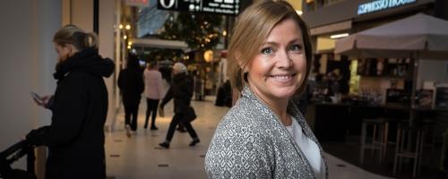 Annika Broberg, Meru Networks.