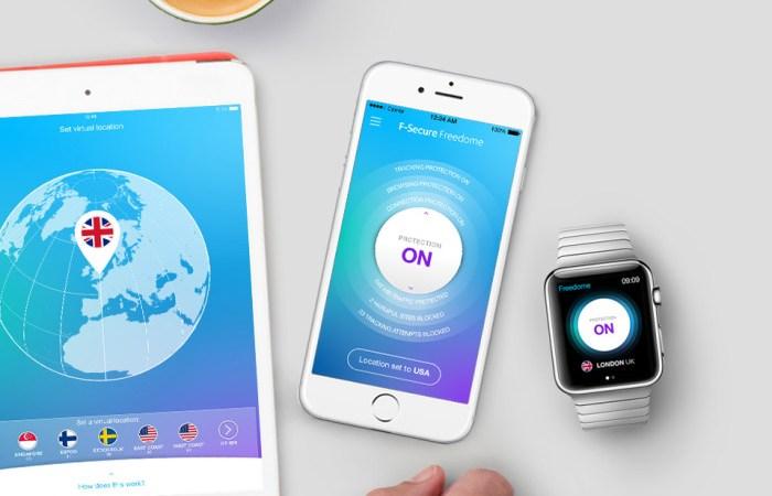 Nu kan du styra Freedome med Apple Watch