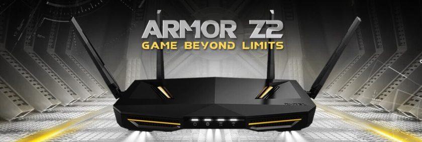 Zyxel lanserar nya Armor Z2 – en banbrytande router för gamers och streamare