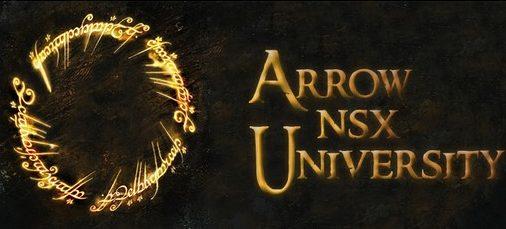 Heldags event hos Arrow NSX University 2016