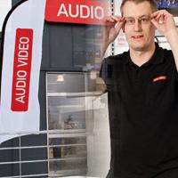 Audio Video i Västervik mot alla odds