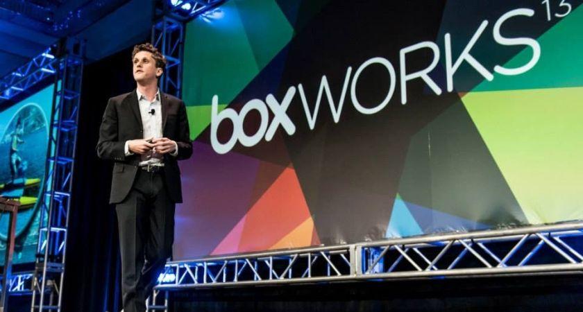 Box lanserar helt nya Box med sikte på framtidens arbete