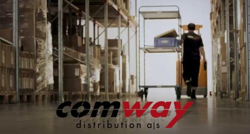 Comway utsedd till strategisk Spare Part Distributör EMEA av Lenovo