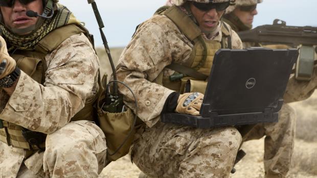 Dell lanserar sin första tablet för krävande miljöer