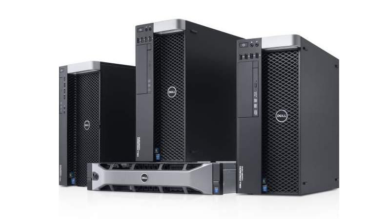 Dell släpper nya VR-redo Precision-arbetsstationer
