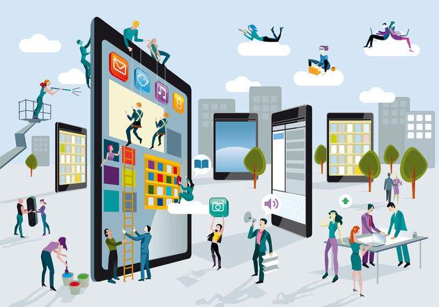 Svenska företag långt framme i sin digitalisering