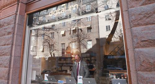 Magnus Penker, Digital Inn