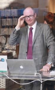 Magnus Penker, Digital Inn.