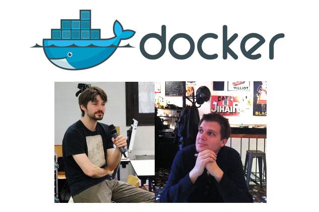 Docker Inc till Sverige för att presentera det senaste inom Docker och dess teknik 1