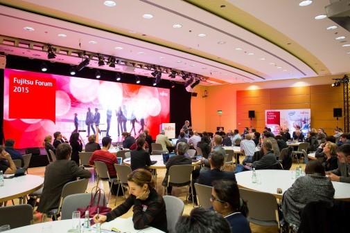 Fujitsu Forum visar hur Human Centric Innovation blir en tillväxtmotor för det digitalt balanserade företaget