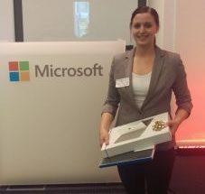 Hanna Johansson vinnare av Excel-SM 2016