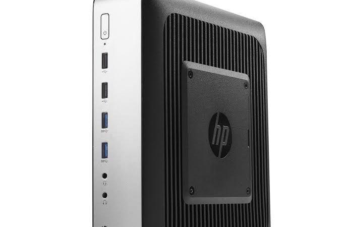 HP Inc. lanserar världens första tunna klient med  stöd för native quad UHD/4K