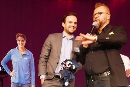 Cancerfonden fick 19 000 kr när Halon vann Zlatans tröja på välgörenhetsauktion