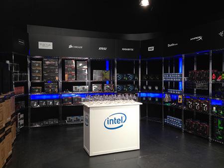 Intel's kitchen