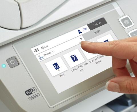 Ny programvara ger förbättrad säkerhet och effektivitet till Epsons skannings- och utskriftsmiljöer
