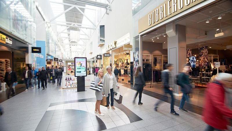 Nytt samarbete ska ge fler IT-lösningar till Kista Galleria