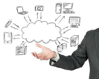 Hybridmodellen som får små och medelstora företag att sväva på moln