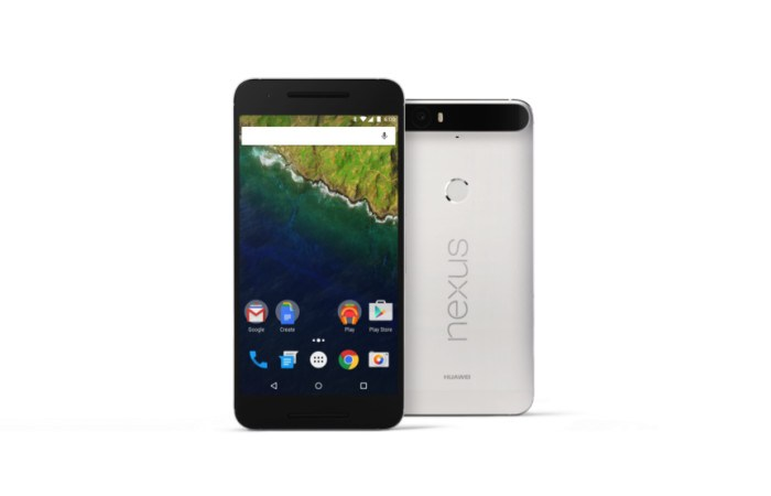 Testbloggen: Huawei Nexus 6P