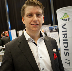Niklas Hoffstedt, Viridis IT