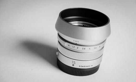Leica DG Summilux 15 mm f1,7