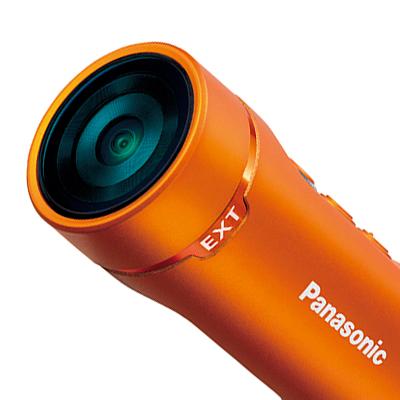 Panasonics nya actionkamera fokuserar på smidighet