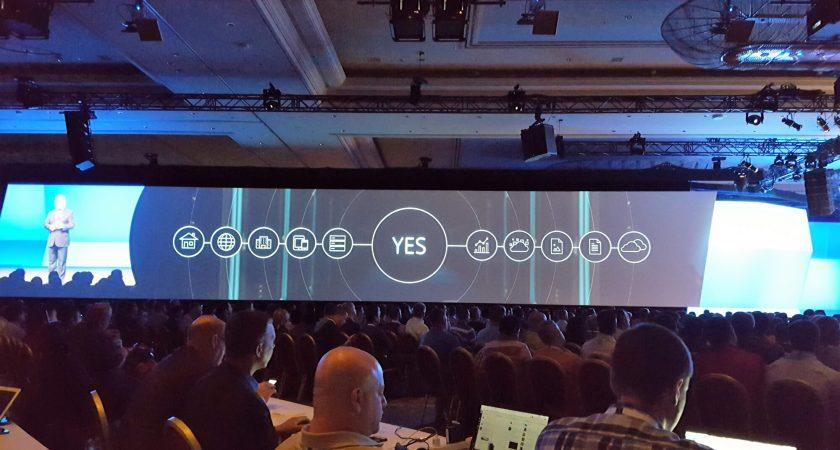 Citrix Synergy 2016 – där Nej blir ett  Ja