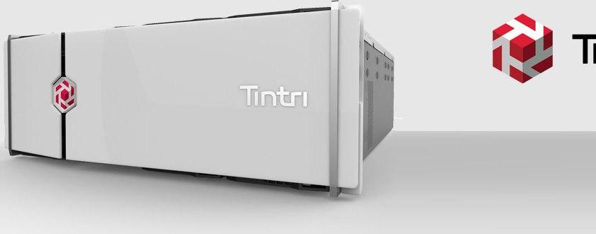Solid Park ny partner för Tintri i Sverige
