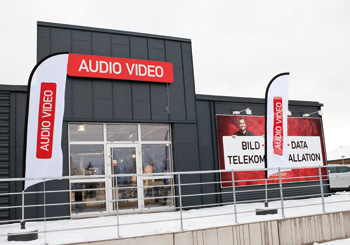 Audio Video, Västervik