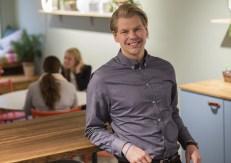 Quinyx grundare och VD Erik Fjellborg