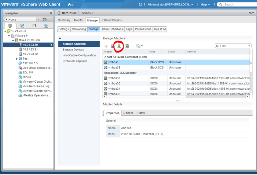 Objective 3 1: Manage vSphere Storage Virtualization – IT-Muscle com