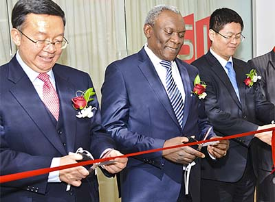 Huawei opens R72m innovation centre