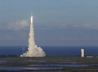NASA heads for Bennu asteroid