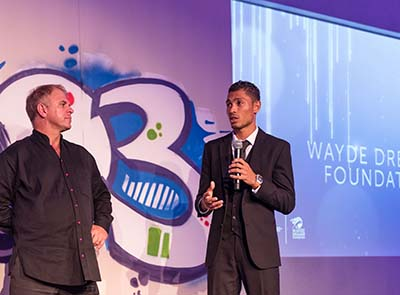 Wayde Dreamer Foundation to empower youth