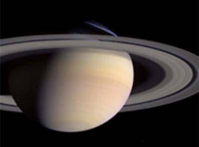 Saturn's rings: mystery solved