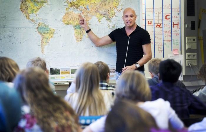 """""""Grej of the day""""-Micke är Sveriges bästa lärare"""