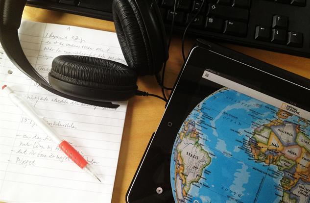 iPad gör eleverna mer motiverade