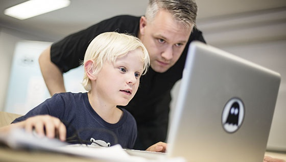 Barnhack – viktig uppgift inför framtiden