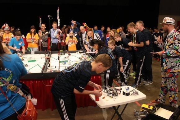 Regionsfinal i First Lego League