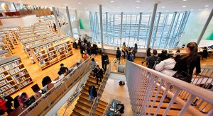 Högskolan i Gävle och Lantmäteriet signerar avtal om nära forskningssamarbete 3