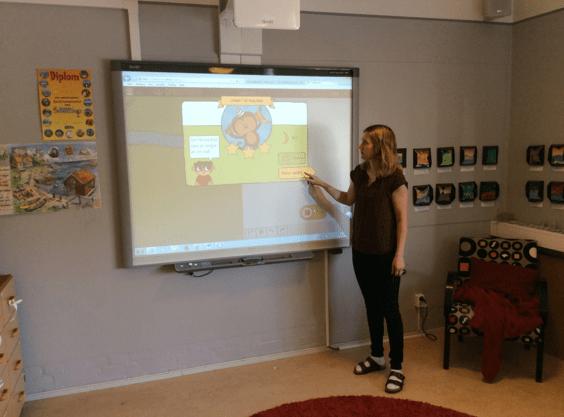 CodeMonkey i praktiken – IKT-pedagogen Marie har testat programmering i grundskolan