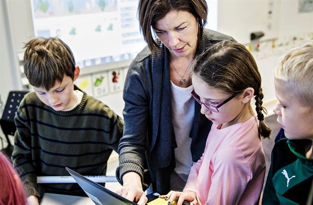 Programmering främjar elevens lärande
