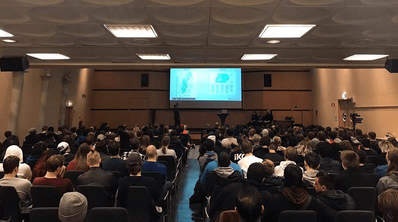 Föreläsningsturné inspirerar till framtid i spelbranschen