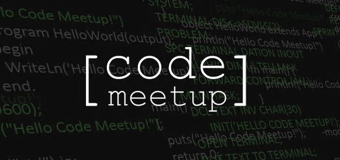 Datorpionjär föreläser på Code Meetup