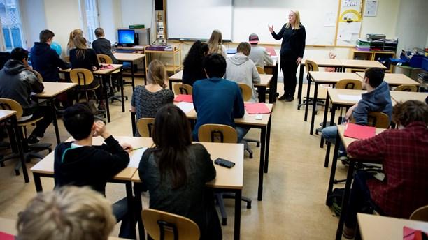 PISA: Var femte 15-åring känner sig ensam i skolan